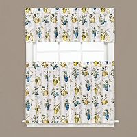 Saturday Knight, Ltd. Botanical Fruit Window Treatments