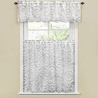 Lush Decor Keila Window Treatments