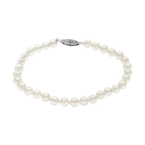 PearLustre by Imperial 6-6.5 mm Freshwater Cultured Pearl Bracelet
