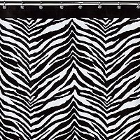 <strong>Creative Bath Zebra Shower Curtain Collection</strong>