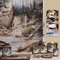Hautman Brothers Horse Canyon Shower Curtain Collection