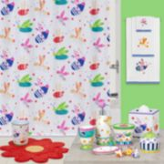 Creative Bath Cute as a Bug Shower Curtain Collection