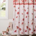 Saturday Knight, Ltd. Poppy Field Shower Curtain Collection