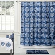 Saturday Knight, Ltd. Waterfall Shower Curtain Collection