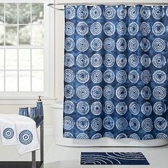 Saturday Knight Ltd Waterfall Shower Curtain Collection