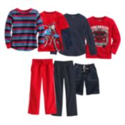 Jumping Beans Mix and Match Coordinates - Boys 4-7