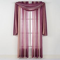 Achim Ombre Window Treatments