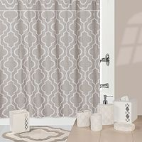 Jennifer Adams Chainlink Shower Curtain Collection