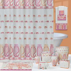 Creative Bath Silk Road Shower Curtain Collection