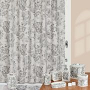 Creative Bath Sketchbook Shower Curtain Collection