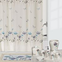 <p>Creative Bath Garden Gate Shower Curtain Collection</p>