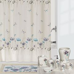 Creative Bath Garden Gate Shower Curtain Collection