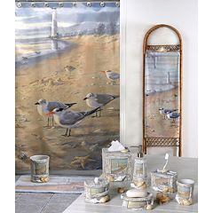 Hautman Brothers At The Beach Bathroom Accessories Collection by