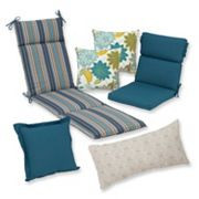 Plantation Patterns Patio Cushion Collection