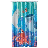Disney / Pixar Finding Dory Shower Curtain Collection by Jumping Beans®