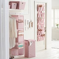 LC Lauren Conrad Bow Bedroom Organization Collection