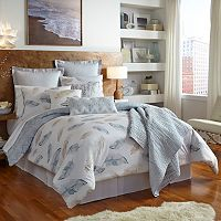 Shell Rummel Feather Comforter Collection