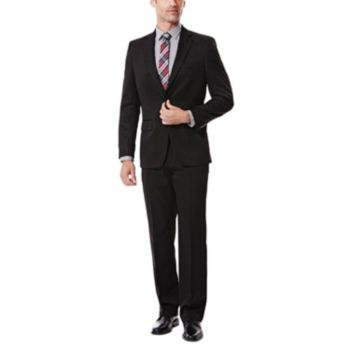 Big & Tall Haggar Travel Classic-Fit Performance Suit Separates