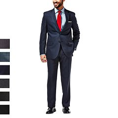 Men's Haggar Travel Tailored-Fit Performance Suit Separates