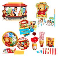 Daniel Tiger's Neighborhood Party Collection