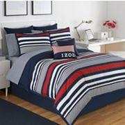 IZOD Varsity Stripe Bedding Collection