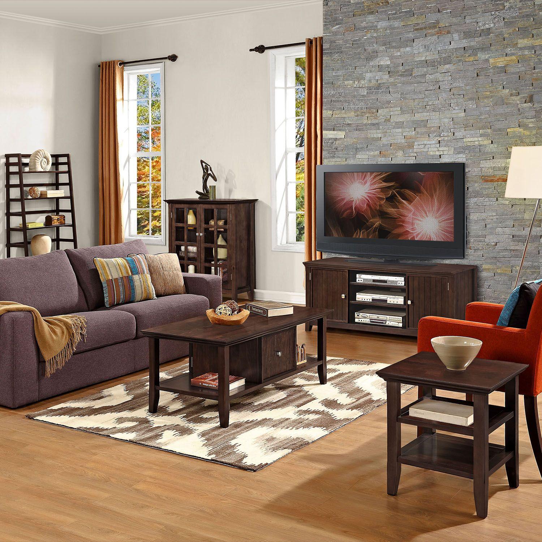Merveilleux Simpli Home Acadian Furniture Collection