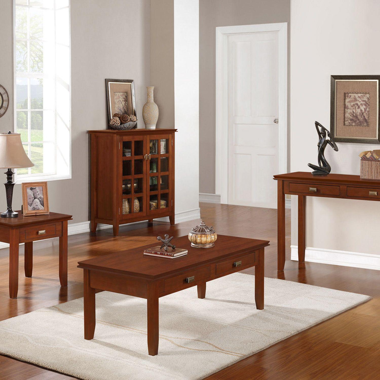 Beautiful Simpli Home Artisan Furniture Collection