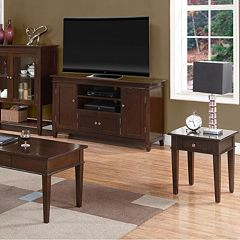 Simpli Home Carlton Furniture Collection