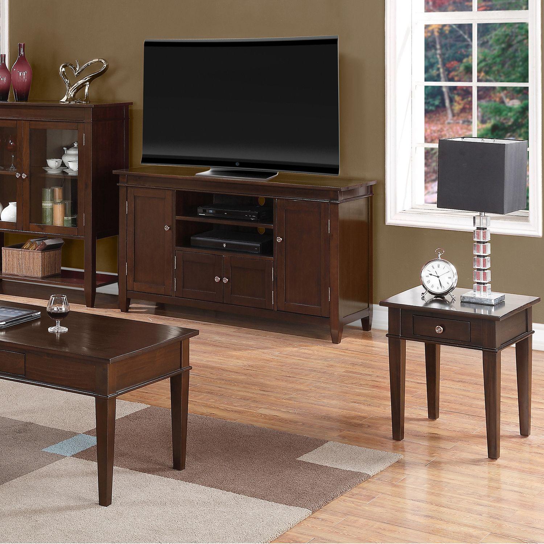 Simpli Home Carlton Furniture Collection