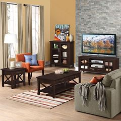 Simpli Home Kitchener Furniture Collection