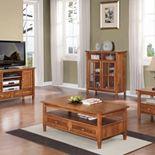 Simpli Home Warm Shaker Furniture Collection