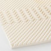 Five Zone Memory Foam Mattress Topper
