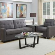 Vernon Sofa & Arm Chair Collection