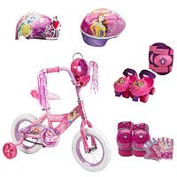 Disney Princess Youth Pedal, Push & Protect Collection