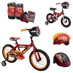 Disney / Pixar Cars Youth Pedal, Push & Protect Collection