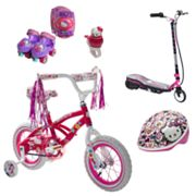 Youth Hello Kitty Pedal, Push & Protect Collection