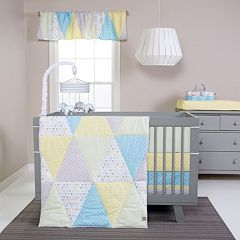 Trend Lab Triangles Nursery Coordinates