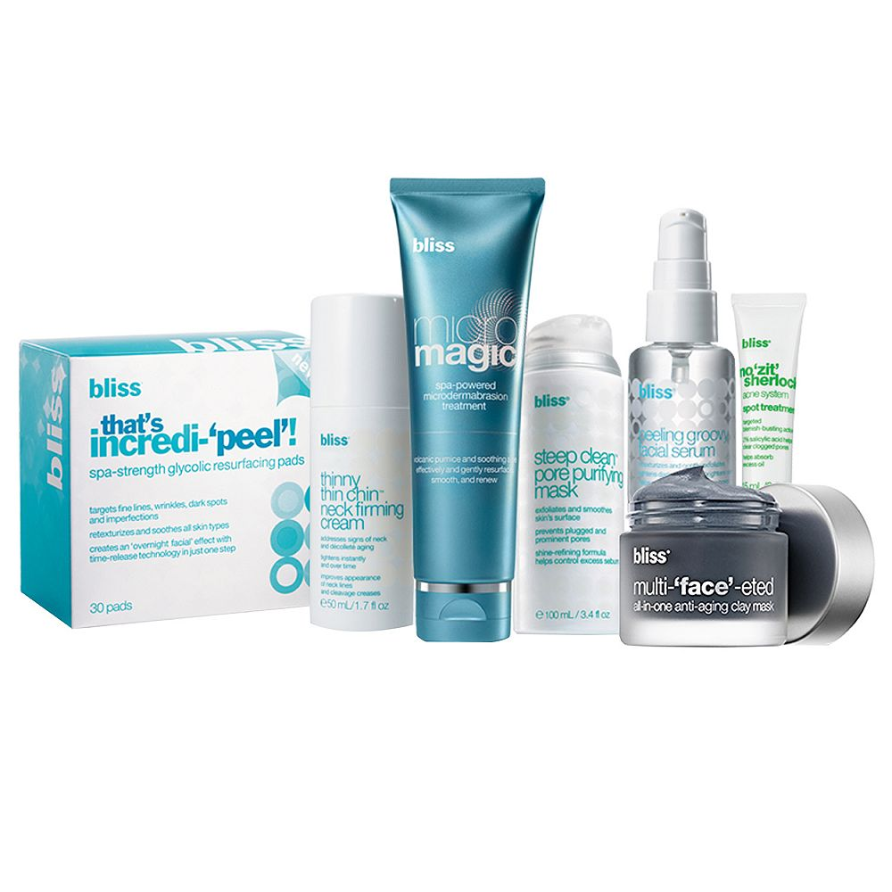 bliss Spa Targeted Treatments Skin Care