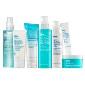 bliss Fabulous Skin Care