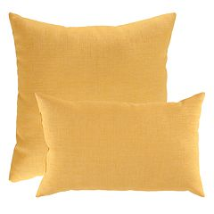 Artisan Weaver Bellingham Outdoor Decorative Pillow