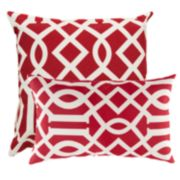 Artisan Weaver Berlin Outdoor Decorative Pillow