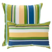 Artisan Weaver Beverly Outdoor Decorative Pillow