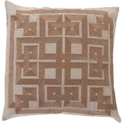 Artisan Weaver Brewster Decorative Pillow
