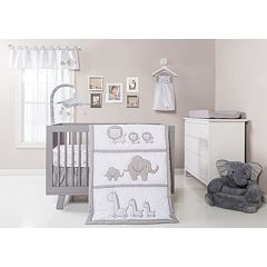 Trend Lab Safari Chevron Nursery Coordinates