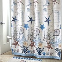 Avanti Antigua Shower Curtain Collection