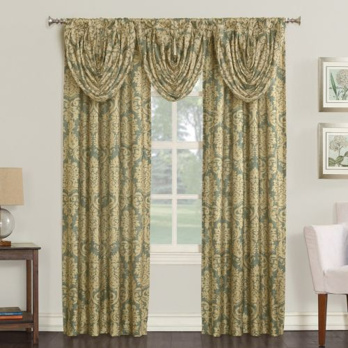 Nevada Faux Silk Window Treatments