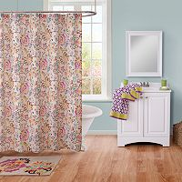Fiesta Jacobean Shower Curtain Collection