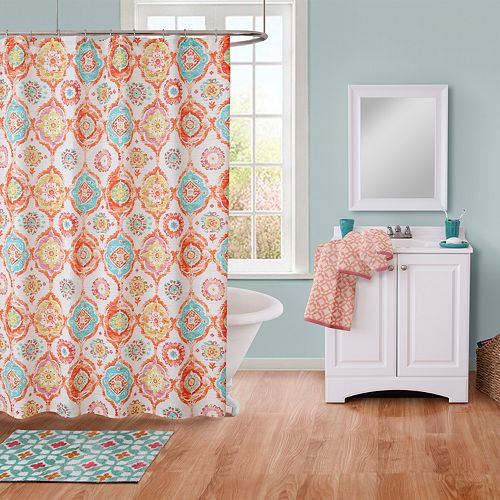 Fiesta Ava Shower Curtain Collection