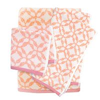 Fiesta Ava Bath Towels