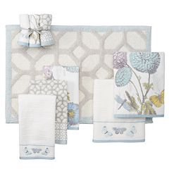 One Home Brand Enchanted Bath Towel Collection
